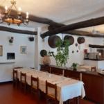 interno ristorante per cerimonie chiavari