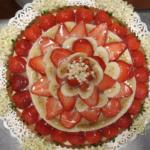 torta della casa dolce ristorante